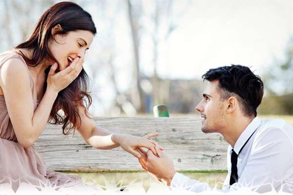 La demande-mariage
