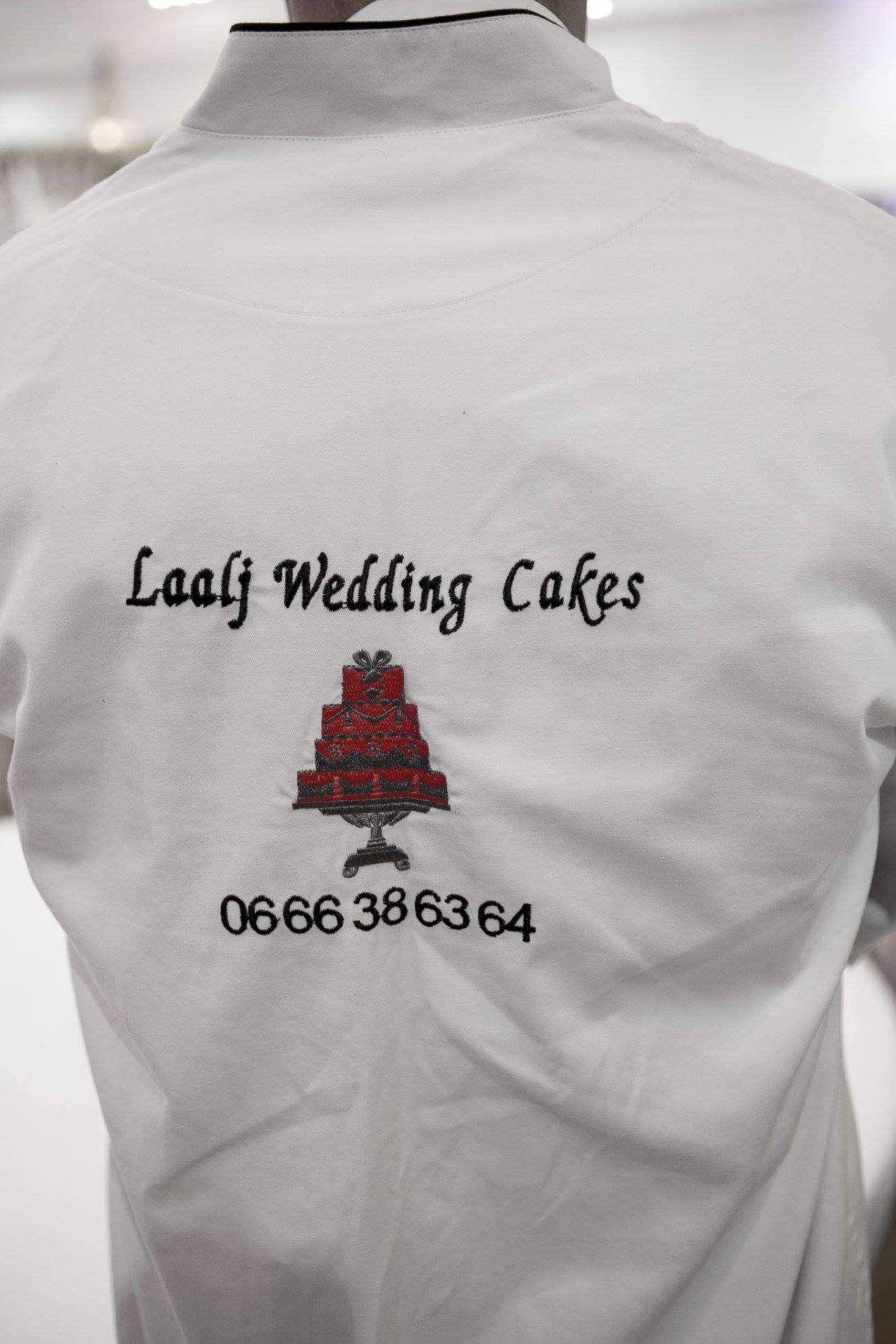 LAALJ Wedding CAKES