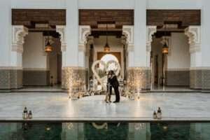 Noces de bois mariage maroc marrakech 1