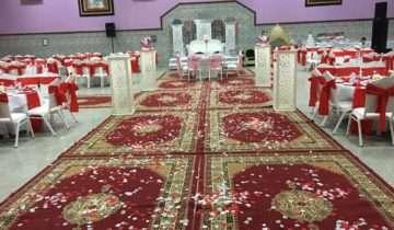 La salle des fêtes Rabhi