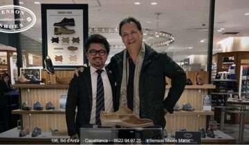 Benson shoes Maroc